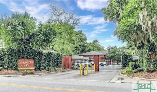 211 Edgewater Road #24, Savannah, GA 31406 (MLS #253012) :: Team Kristin Brown | Keller Williams Coastal Area Partners