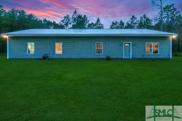 3235 Lawrence Church Road, Pembroke, GA 31321 (MLS #253014) :: Keller Williams Coastal Area Partners