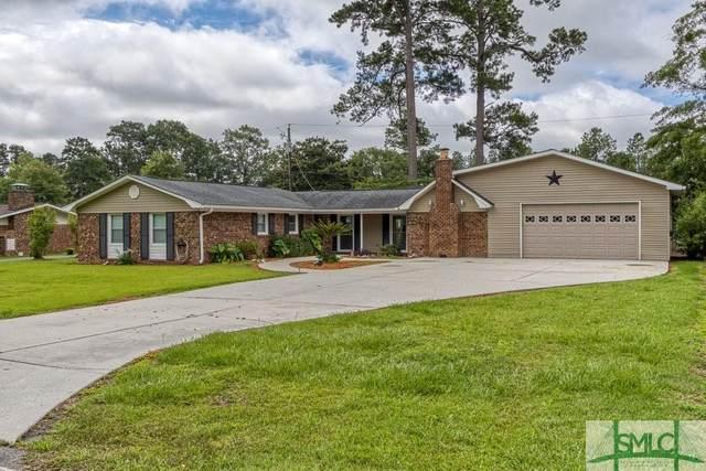 5 Ponderosa Drive, Port Wentworth, GA 31407 (MLS #253028) :: Coldwell Banker Access Realty