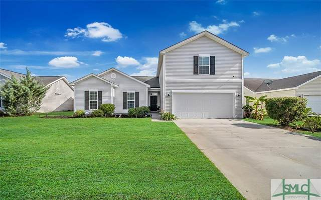 13 Twin Oaks Place, Savannah, GA 31407 (MLS #253041) :: McIntosh Realty Team