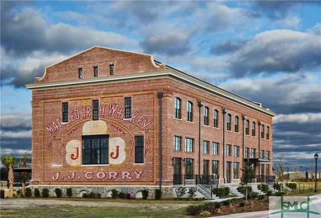 444 Port Street, Savannah, GA 31401 (MLS #253043) :: Coldwell Banker Access Realty
