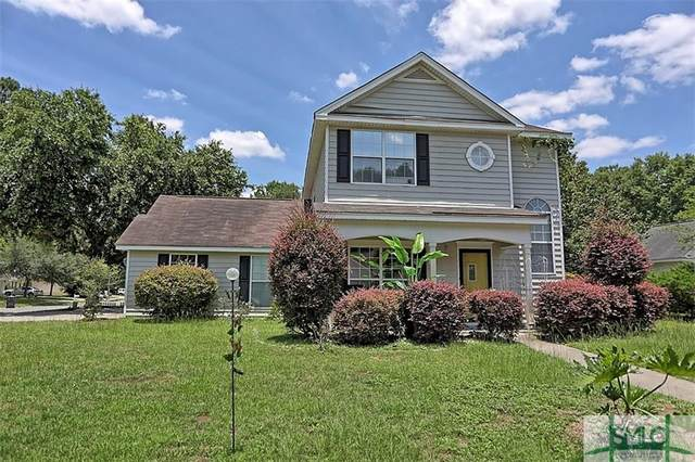 2 Sunset Way, Savannah, GA 31419 (MLS #253055) :: The Arlow Real Estate Group