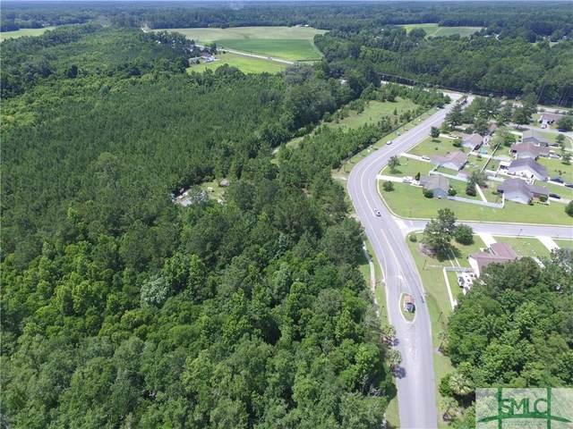 100 Caribbean Village Drive, Guyton, GA 31312 (MLS #253058) :: The Allen Real Estate Group