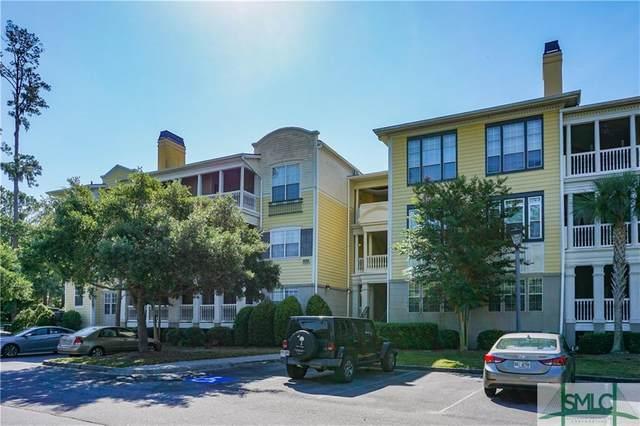 2113 Whitemarsh Way, Savannah, GA 31410 (MLS #253061) :: Coldwell Banker Access Realty