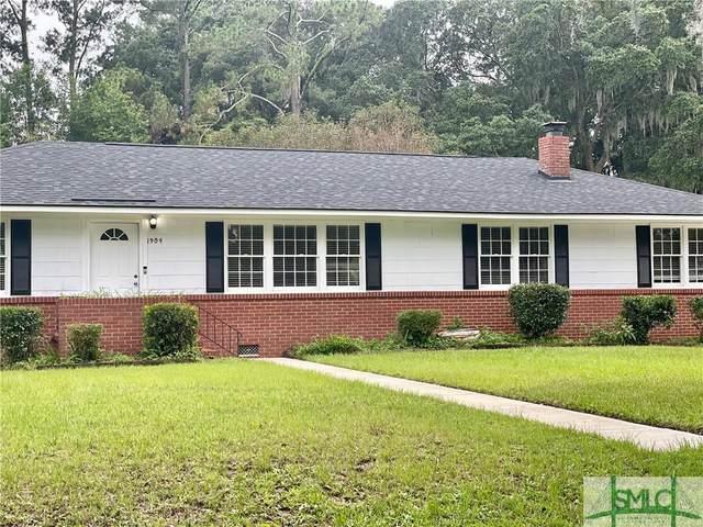 1909 E 62nd Street, Savannah, GA 31404 (MLS #253062) :: Coldwell Banker Access Realty
