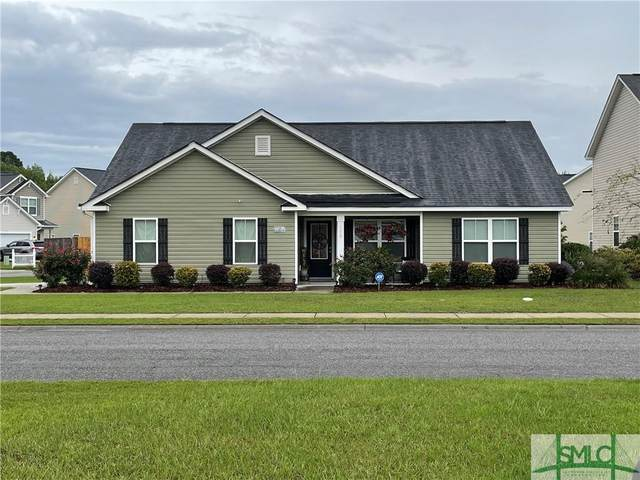 108 Washington Way, Guyton, GA 31312 (MLS #253063) :: Coldwell Banker Access Realty