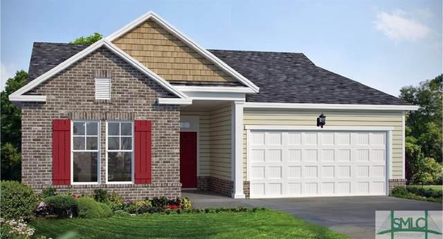 109 Melody Drive, Pooler, GA 31322 (MLS #253078) :: Coldwell Banker Access Realty