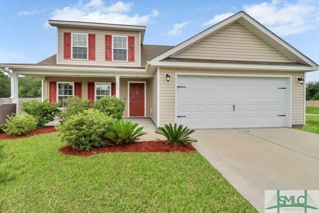 113 Laurel Lane, Guyton, GA 31312 (MLS #253079) :: Keller Williams Coastal Area Partners