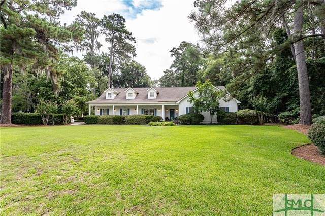 1 Garmany Lane, Savannah, GA 31406 (MLS #253089) :: Coldwell Banker Access Realty