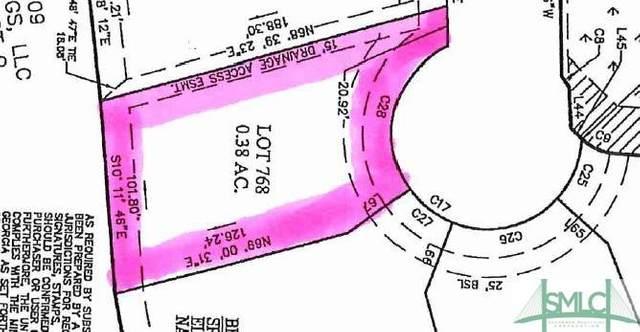 163 Greenhill, Pooler, GA 31322 (MLS #253104) :: The Arlow Real Estate Group