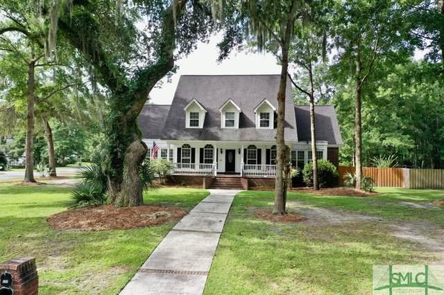 256 Mahaffey Drive, Richmond Hill, GA 31324 (MLS #253111) :: Coldwell Banker Access Realty