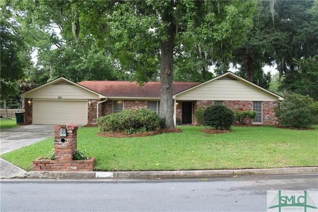 122 Chatsworth Road, Savannah, GA 31410 (MLS #253114) :: McIntosh Realty Team