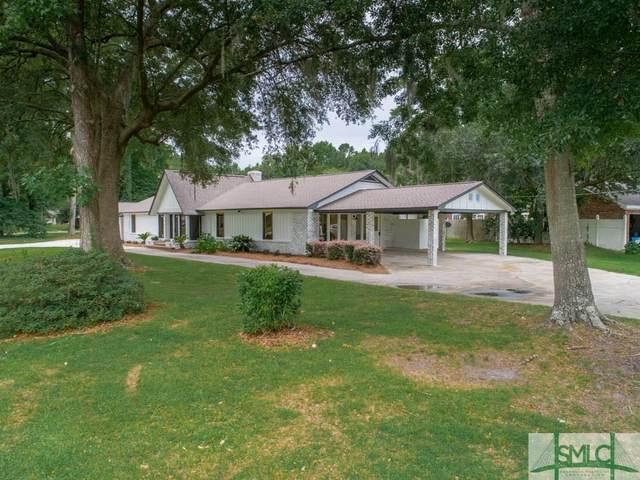 416 Ogeechee Drive, Richmond Hill, GA 31324 (MLS #253117) :: Coldwell Banker Access Realty