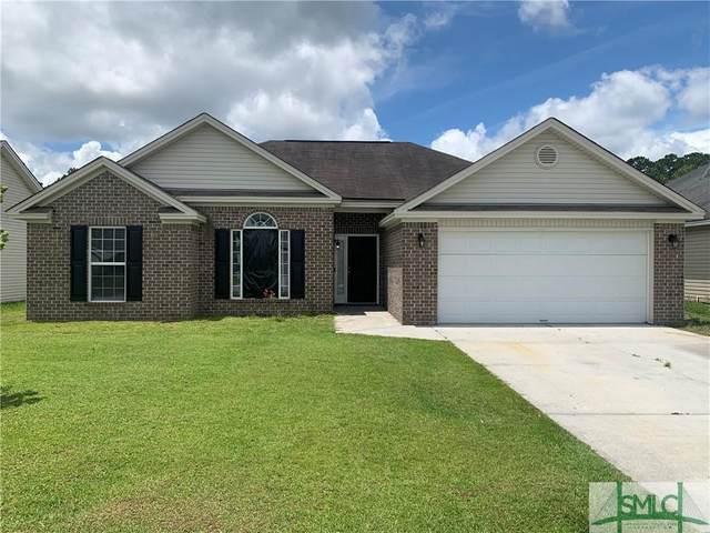 19 Bostwick Drive, Pooler, GA 31322 (MLS #253120) :: Coldwell Banker Access Realty