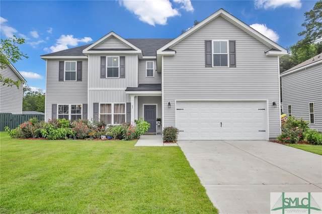 65 Wando View Way, Richmond Hill, GA 31324 (MLS #253125) :: Coldwell Banker Access Realty