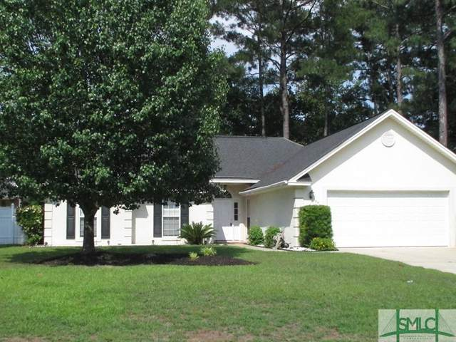 209 Walthour Drive, Rincon, GA 31326 (MLS #253126) :: Coldwell Banker Access Realty