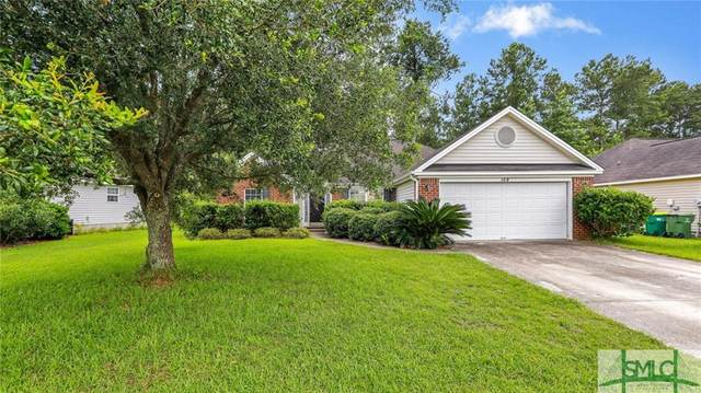 159 Arbor Village Drive, Pooler, GA 31322 (MLS #253128) :: Coldwell Banker Access Realty