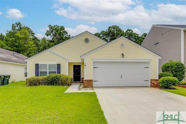 141 Spring Lakes Drive, Savannah, GA 31407 (MLS #253138) :: Keller Williams Coastal Area Partners
