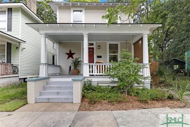 712 E 39th Street, Savannah, GA 31401 (MLS #253148) :: Liza DiMarco
