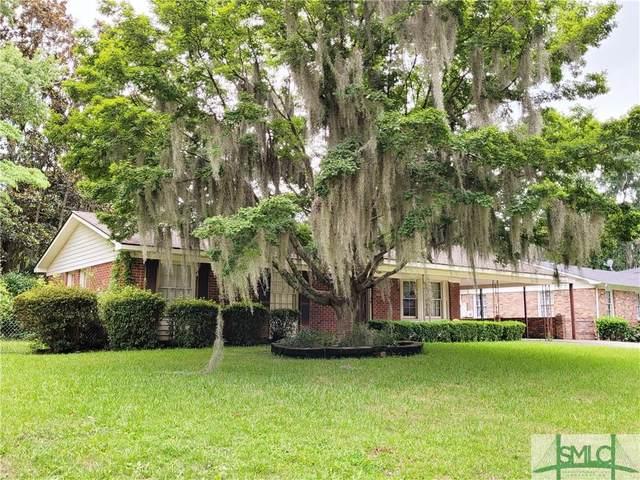 627 Jackson Boulevard, Savannah, GA 31405 (MLS #253150) :: McIntosh Realty Team