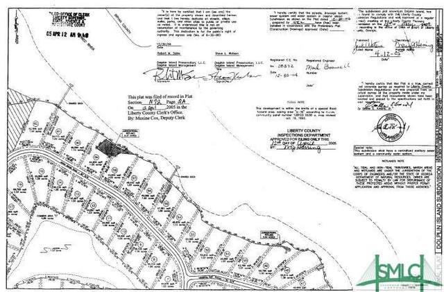 Lot 28 Jerico Marsh Road, Midway, GA 31320 (MLS #253166) :: Teresa Cowart Team