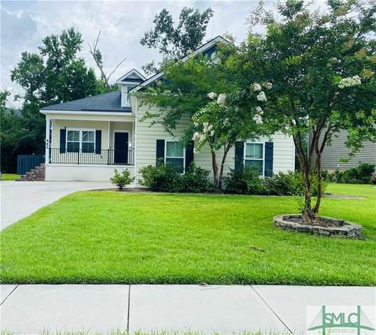 442 Waverly Lane, Richmond Hill, GA 31324 (MLS #253171) :: Coldwell Banker Access Realty