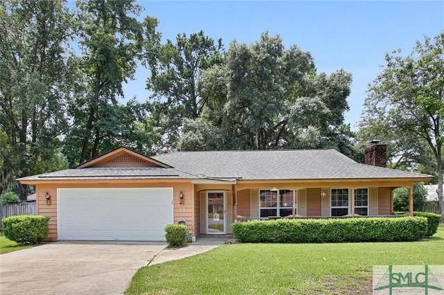 13 W Goldfinch Court, Savannah, GA 31419 (MLS #253175) :: The Arlow Real Estate Group
