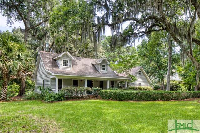 2525 Fort Mcallister Road, Richmond Hill, GA 31324 (MLS #253190) :: The Arlow Real Estate Group
