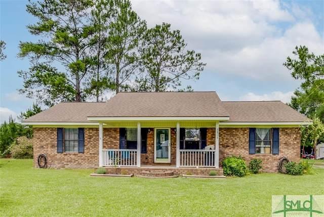 3816 Ga Highway 119 Highway S, Guyton, GA 31312 (MLS #253192) :: Savannah Real Estate Experts
