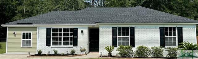 107 Charlton Road, Rincon, GA 31326 (MLS #253200) :: Coldwell Banker Access Realty