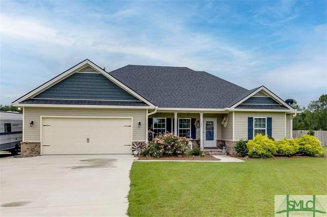 102 Rachael Court, Guyton, GA 31312 (MLS #253206) :: Coldwell Banker Access Realty