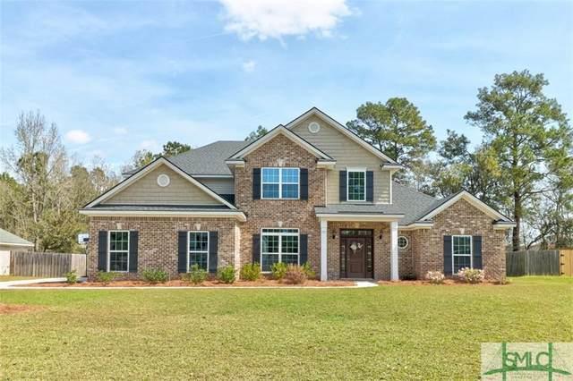 232 Veranda Avenue, Guyton, GA 31312 (MLS #253216) :: Coldwell Banker Access Realty