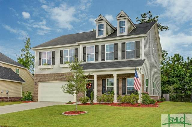 113 Redrock Court, Savannah, GA 31407 (MLS #253227) :: Keller Williams Coastal Area Partners