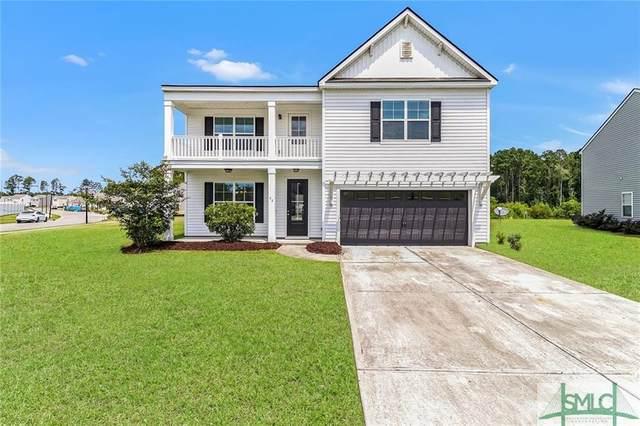 98 Westbourne Way, Savannah, GA 31407 (MLS #253237) :: Coldwell Banker Access Realty