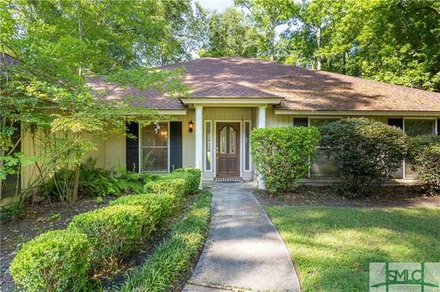 121 Companion Way, Savannah, GA 31419 (MLS #253240) :: Keller Williams Coastal Area Partners