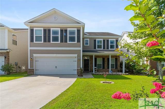 5 Capella Circle, Savannah, GA 31419 (MLS #253242) :: Heather Murphy Real Estate Group