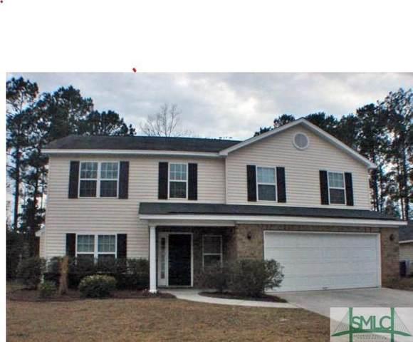 1515 Bradley Boulevard, Savannah, GA 31419 (MLS #253250) :: Heather Murphy Real Estate Group
