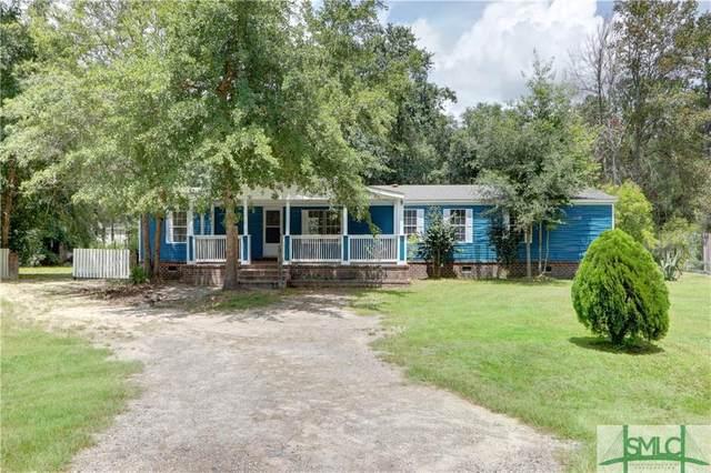 127 Burnt Tree Drive, Guyton, GA 31312 (MLS #253252) :: Keller Williams Realty Coastal Area Partners