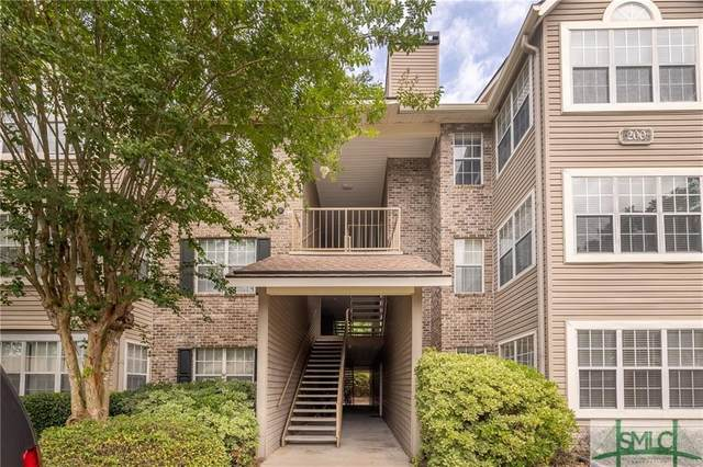 12300 Apache Avenue #222, Savannah, GA 31419 (MLS #253256) :: Savannah Real Estate Experts