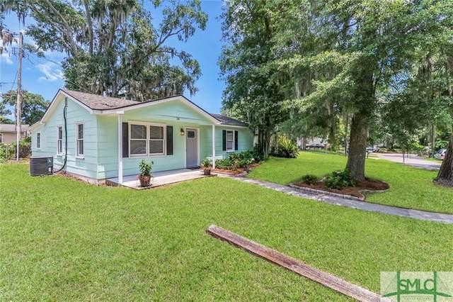 38 Arline Drive, Savannah, GA 31406 (MLS #253259) :: Keller Williams Coastal Area Partners