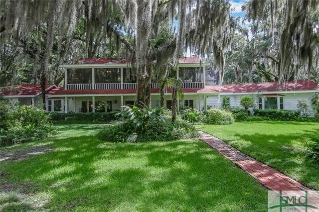 2409 Easy Street, Savannah, GA 31406 (MLS #253279) :: Coldwell Banker Access Realty