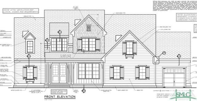 405 Linkside Lake Drive, Richmond Hill, GA 31324 (MLS #253283) :: Heather Murphy Real Estate Group