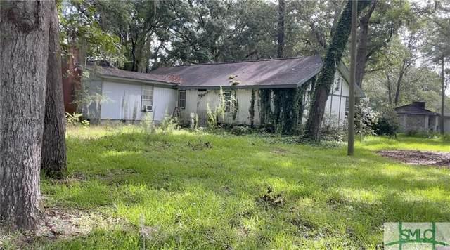 255 Caudill Road, Ellabell, GA 31308 (MLS #253287) :: Coldwell Banker Access Realty