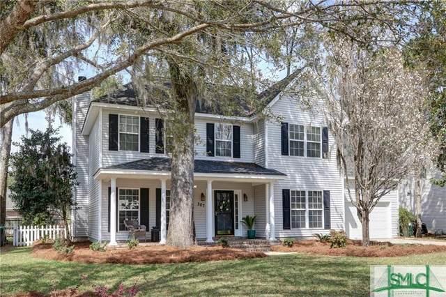 307 Olde Towne Road, Savannah, GA 31410 (MLS #253298) :: Coldwell Banker Access Realty
