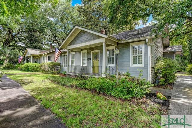 1321 E 50th Street, Savannah, GA 31404 (MLS #253307) :: Keller Williams Coastal Area Partners