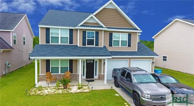 119 Miller Park Circle, Port Wentworth, GA 31407 (MLS #253311) :: Keller Williams Coastal Area Partners