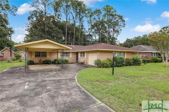 314 Paradise Drive, Savannah, GA 31406 (MLS #253326) :: Coldwell Banker Access Realty