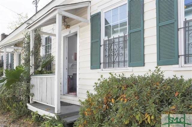 309 W Waldburg Lane, Savannah, GA 31401 (MLS #253327) :: Coldwell Banker Access Realty