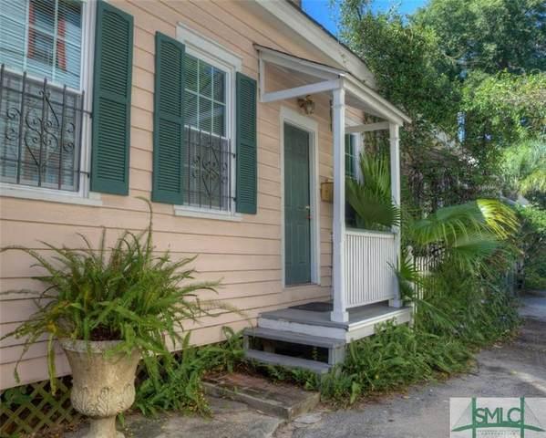 305 W Waldburg Lane, Savannah, GA 31401 (MLS #253330) :: Keller Williams Coastal Area Partners