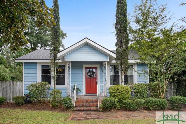 2209 E 39th Street, Savannah, GA 31404 (MLS #253331) :: McIntosh Realty Team
